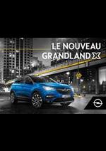 Prospectus opel : Opel Grandland X