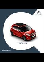 Prospectus Citroen : Citroën C1