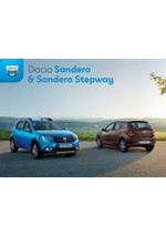 Promos et remises  : Dacia Sandero & Sandero Stepway