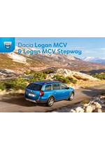 Prospectus  : Dacia Logan MCV y Logan MCV Stepway