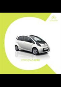 Prospectus Citroen MONTHUREUX SUR SAONE : Citroën C-Zero
