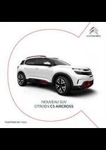 Promos et remises  : Citroën C5 Aircross
