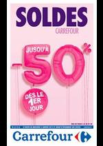 Prospectus  : Soldes 2019 jusqu'à -50% d'économies