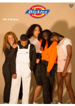 Catalogues et collections Urban Outfitters : Dickies