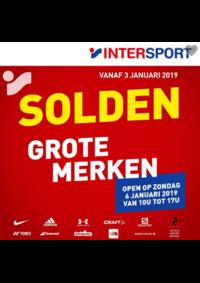Prospectus Intersport : Solden