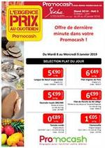 Promos et remises  : Exigence prix semaine 02 Dernière minute !