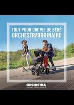 Prospectus  : Tout Pour Une Vie De Bébé Orchestraordinaire