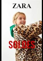 Prospectus ZARA : Zara Girls Soldes