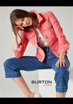 Prospectus Burton : Nouvelle Collection Femme