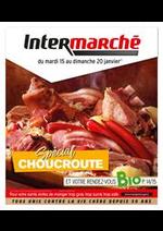Prospectus Intermarché Super : Special Choucroute