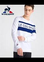 Prospectus Le Coq Sportif : Sweats Homme