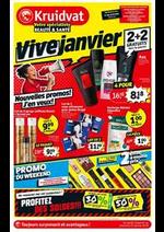 Prospectus  : Vive Janvier