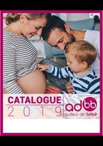 Prospectus Autour de bébé : Catalogue 2019 Autour de bebe
