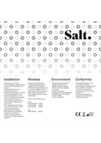 Prospectus Salt : First Simple Steps