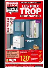 Prospectus Brico Dépôt VAIRES : Les prix trop étonnants!