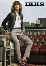 Prospectus IKKS : Pantalons Femme