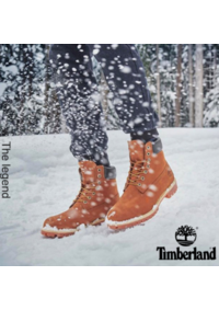 Prospectus Timberland Bruxelles : Timberland the legend