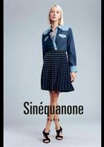 Prospectus Sinequanone : Collection Jupes