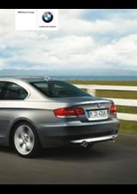 Prospectus BMW MEAUX : BMW Serie3-Coupe