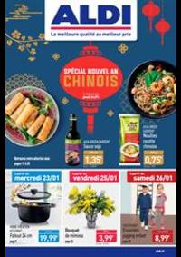 Prospectus Aldi Champigny-sur-Marne : Spécial Nouvel an Chinois