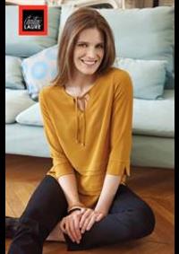 Prospectus Christine Laure MULHOUSE : Blouses & Chemises