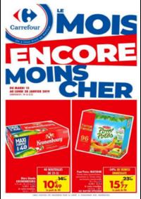 Prospectus Carrefour Express BRUXELLES Ma Campagne : Les formats eco