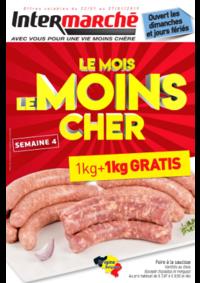 Prospectus Intermarché Clabecq - Tubize : Le Moins le Cher