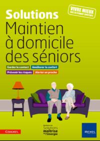 Prospectus Rexel WOLUWE : Maintien à domicile des seniors