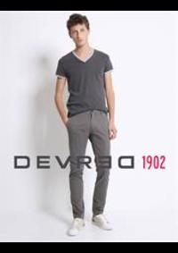 Prospectus Devred 1902 ARCUEIL : Pantalons Homme