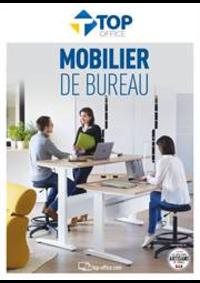 Prospectus Top Office Saint-Maximin : Mobilier de bureau