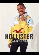 Prospectus Hollister : Vestes & Manteaux Femme