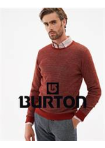 Prospectus Burton : Collection Homme