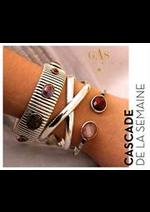 Prospectus Gas bijoux : Cascade Bracelets