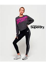 Prospectus Superdry : Collection Superdry Sport / Femme
