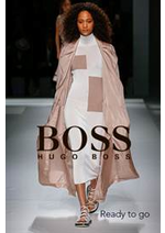 Promos et remises  : Hugo Boss Ready to go woman