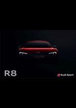 Journaux et magazines Audi : Audi R8