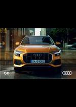 Journaux et magazines Audi : Audi Q8