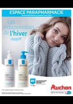 Prospectus Auchan : Les indispensables de l'hiver