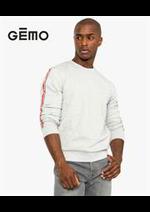 Prospectus Gemo : Nouvelle Collection Homme