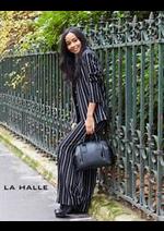 Prospectus La Halle : Collection Femme