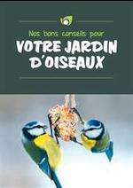 Prospectus Point Vert : Votre jardin d'oiseaux
