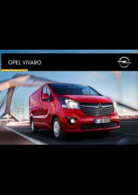 Guides et conseils Opel Éghezée : Opel VIVARO
