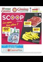 Prospectus Supermarchés Casino : Les super bons plans !