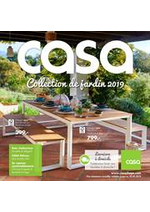 Prospectus  : Collection de jardin 2019