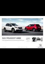 Promos et remises  : Peugeot SUV 2008