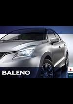 Promos et remises  : Baleno
