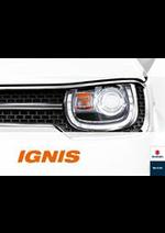 Prospectus Suzuki Auto : Ignis Susuki