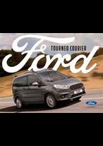 Prospectus Ford : Tourneo Courier