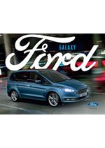 Prospectus Ford : Ford Galaxy