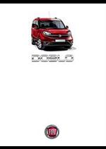 Promos et remises  : Fiat Doblo